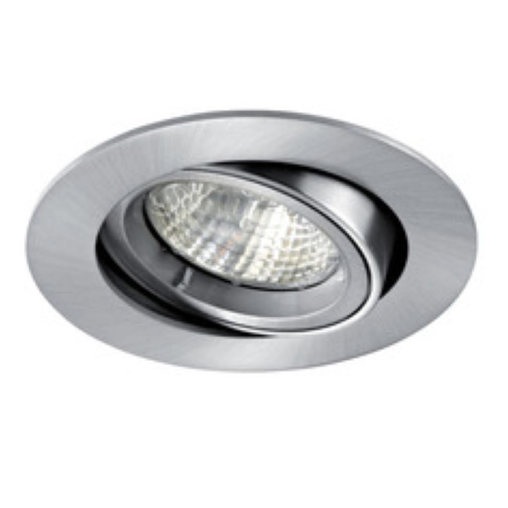 Aric - ARI4896 - ARIC 4896 - SPEED 70 R 230 - Encastré GU10, rond, basculant, nickel