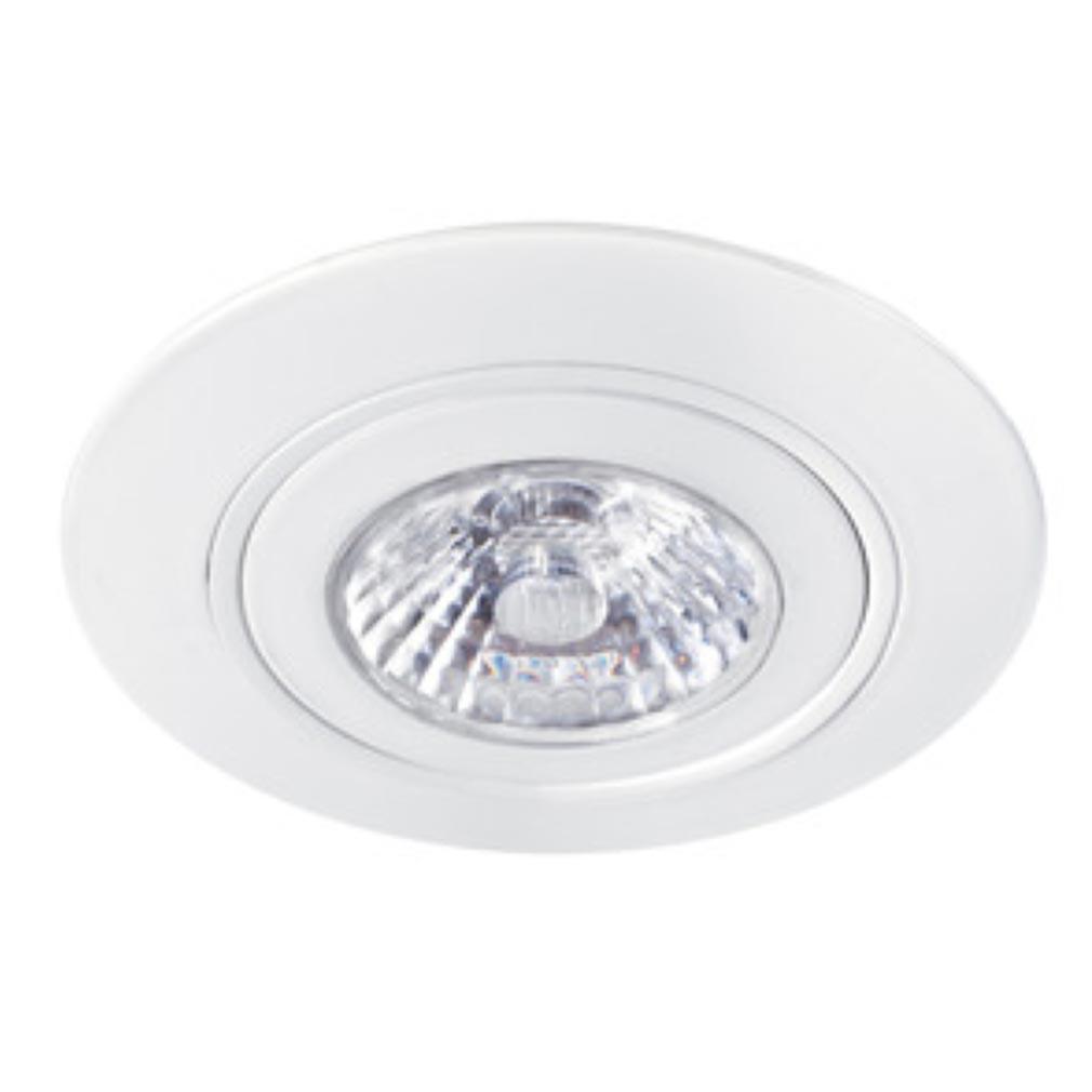 Aric - ARI50260 - ARIC 50260 - AIRBLOCK - Encastré IP65 LED 6W 3000K 430 lumens dimmable étanche