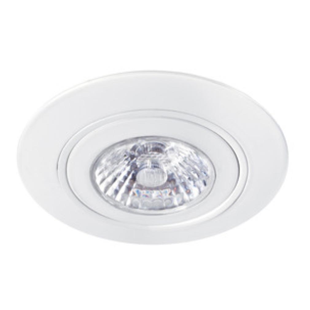 Aric - ARI50271 - ARIC 50271 -   AIRBLOCK -Enc. IP65 LED intégrée 6W 4000K 460lm dimmable étanche