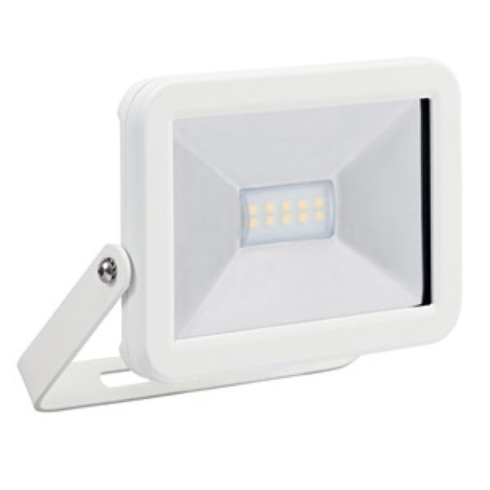 Aric - ARI50389 - ARIC 50389 - WINK 10 - Projecteur Extérieur IP65 IK08, blanc, LED intégrée 110DEG 10W 4000K 800 lumens
