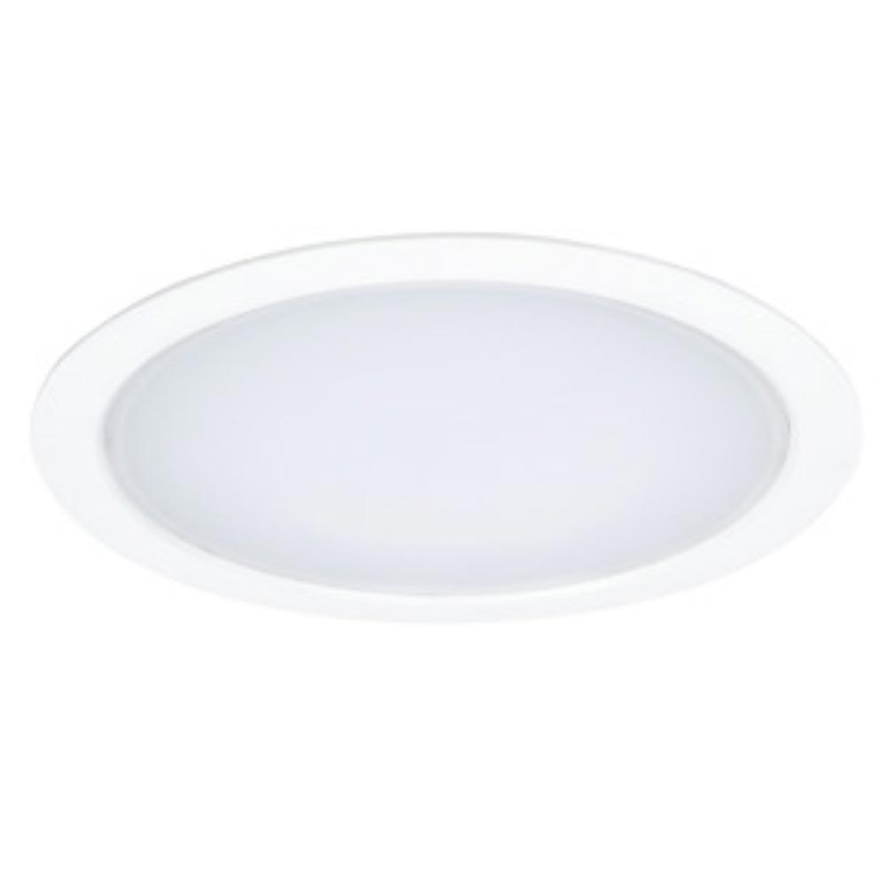Aric - ARI50418 - ARIC 50418 - LEDIUM 20 - Downlight IP20/44, rond, fixe, 110DEG, LED intégrée 20W 3000K 1550 lumens