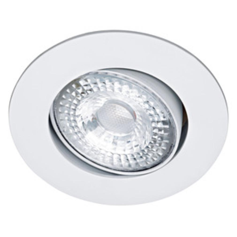 Aric - ARI50432 - ARIC 50432 - MI5 - Encastré LED intégrée 5, 5W 4000K 520 lumens