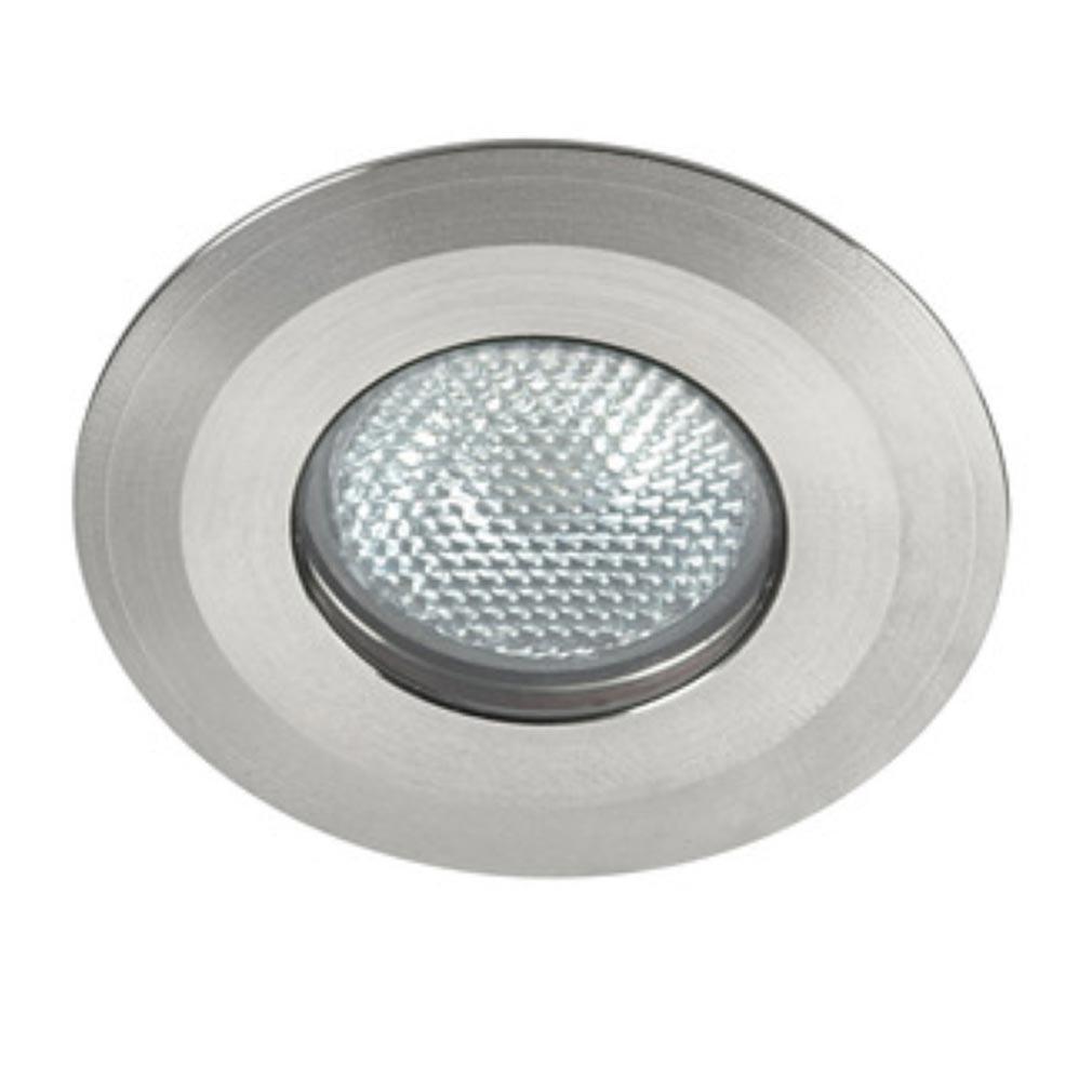 Aric - ARI50452 - ARIC 50452 - SCUBA - Encastré de mur immerg., fixe, inox, LED intégrée 3000K, 350/500mA variable