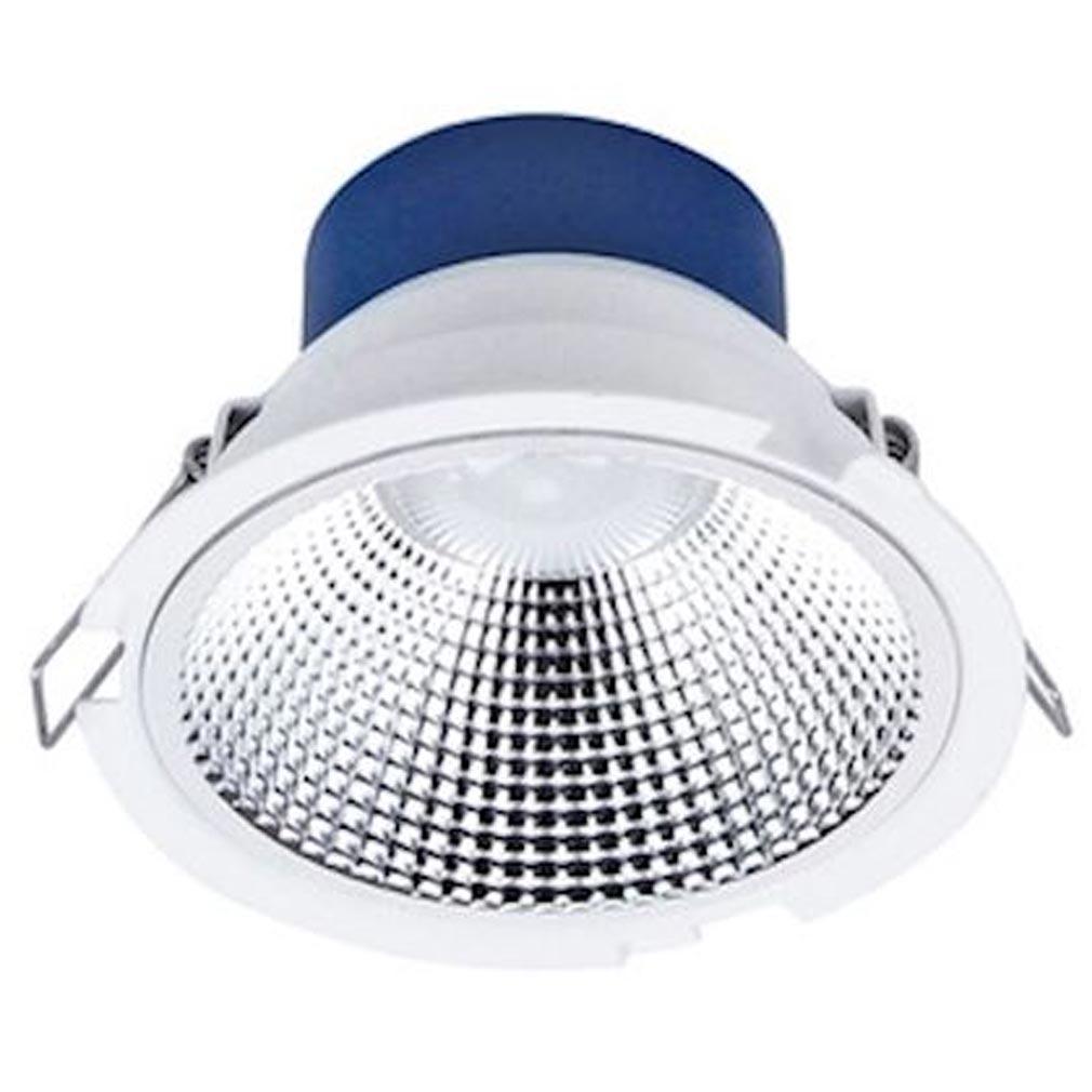 Aric - ARI50455 - ARIC 50455 - DELLA - Downlight, rond D=135mm, fixe, 60DEG
