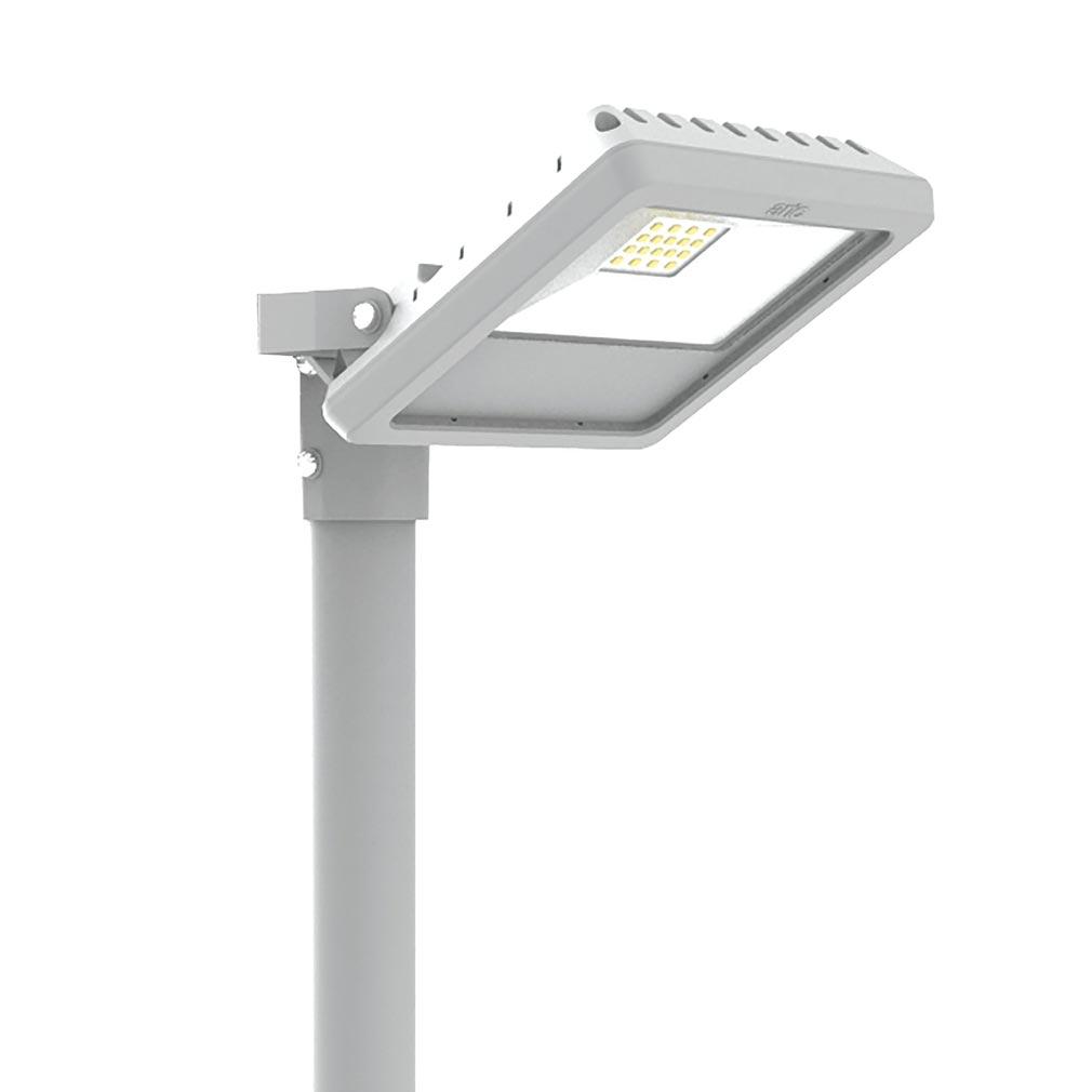 Aric - ARI50491 - ARIC 50491 - Fixation pour montage sur mât d'un projecteur TWISTER 2