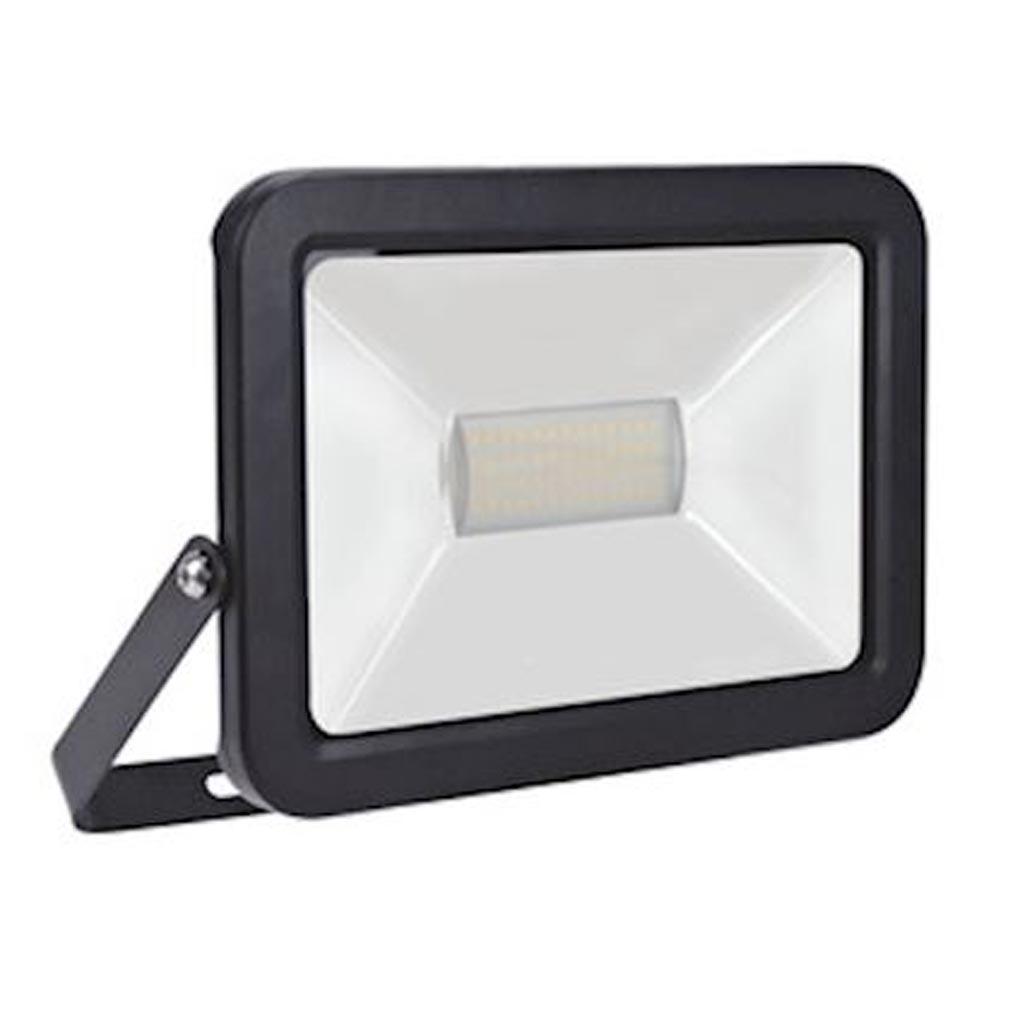 Aric - ARI50496 - ARIC 50496 - WINK 50 - Projecteur Extérieur IP65 IK08, noir, LED intégrée