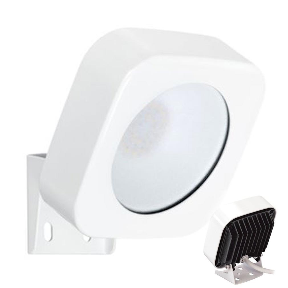 Aric - ARI50500 - ARIC 50500 - Projecteur ZODIAK pour Intérieur ou Extérieur, IP65 IK06 850DEGC, faisceau 100DEG, LED intégrée