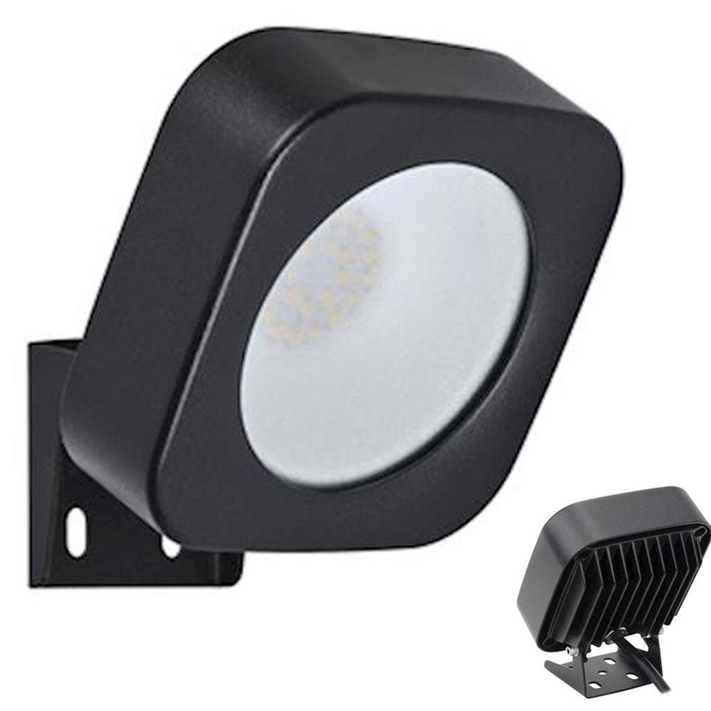Aric - ARI50503 - ARIC 50503 - Projecteur ZODIAK pour Intérieur ou Extérieur, IP65 IK06 850DEGC, faisceau 100DEG, LED intégrée