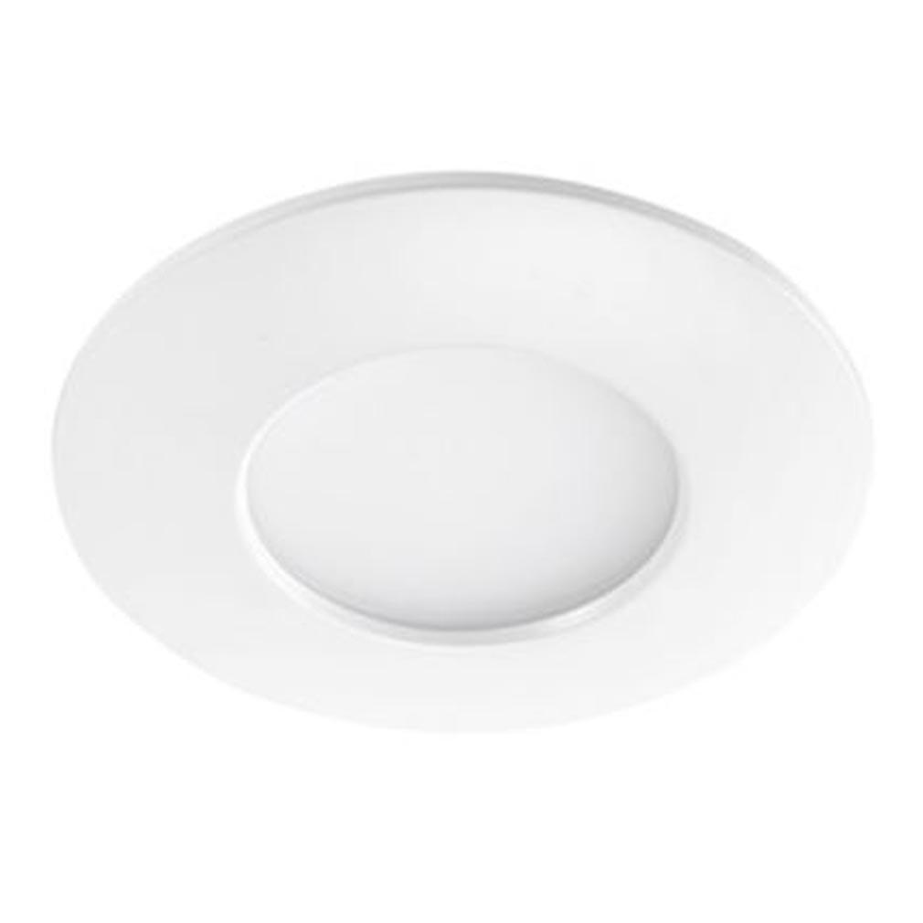 Aric - ARI50516 - ARIC 50516 - AQUAFLAT - Encastré IP20/65 Vol.2, fixe, aluminium blanc