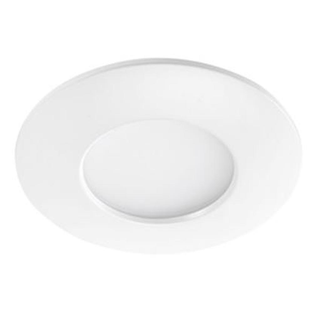 Aric - ARI50517 - ARIC 50517 - AQUAFLAT - Encastré IP20/65 Vol.2, basculant, aluminium blanc