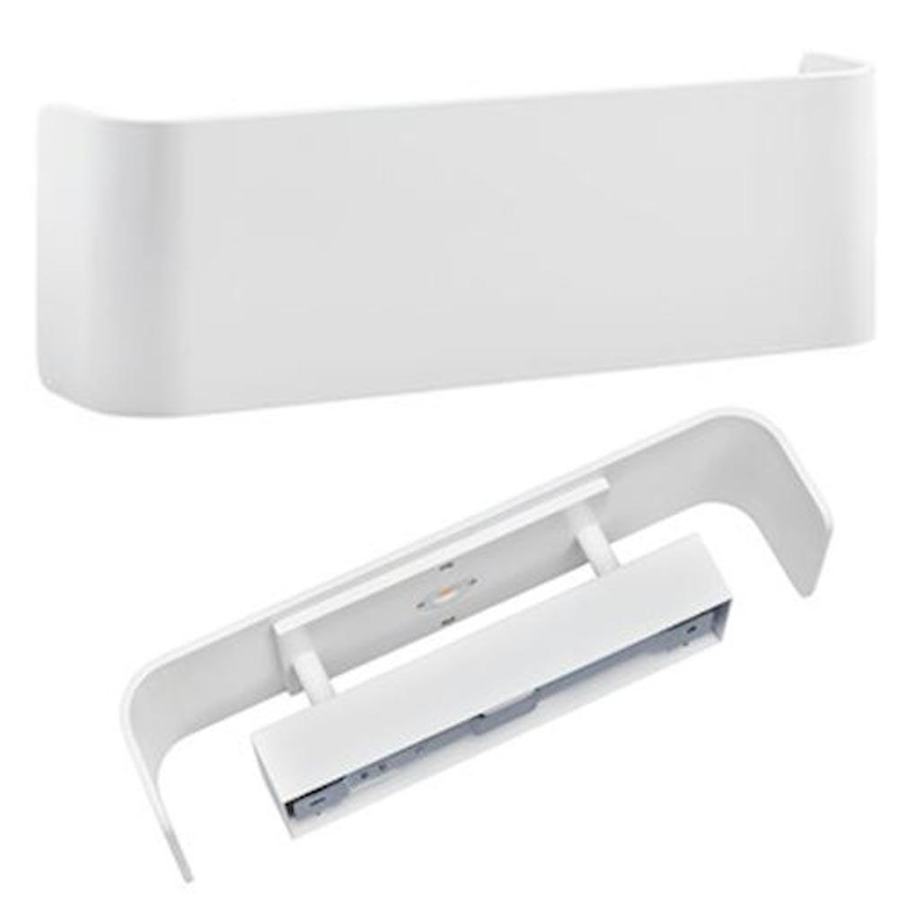 Aric - ARI50554 - ARIC 50554 - GRANT - Applique murale, blanc, LED intégrée 15W 3000K 700 lumens, variable