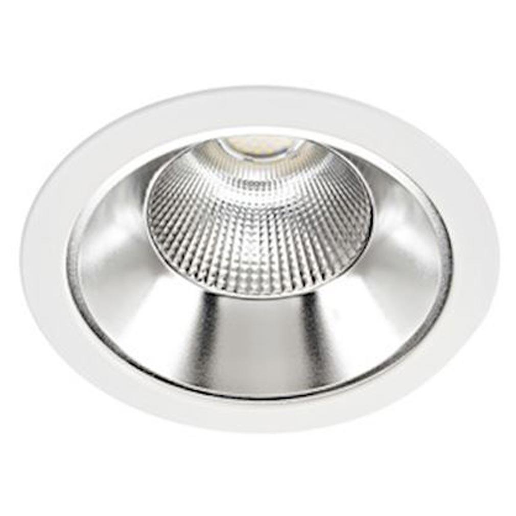 Aric - ARI50603 - ARIC 50603 - RIVA - Downlight IP20, D=232mm, fixe, blanc
