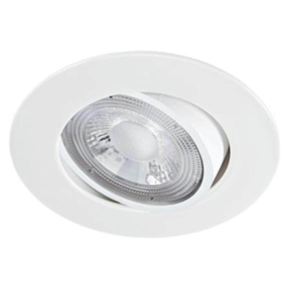 Aric - ARI50619 - ARIC 50619 - MI6 - Encastré LED intégrée 5, 5W 3000K 450 lumens