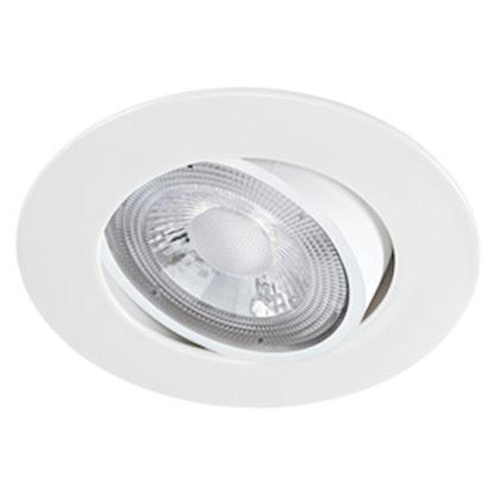 Aric - ARI50620 - ARIC 50620 - MI6 - Encastré LED intégrée 5, 5W 4000K 470 lumens