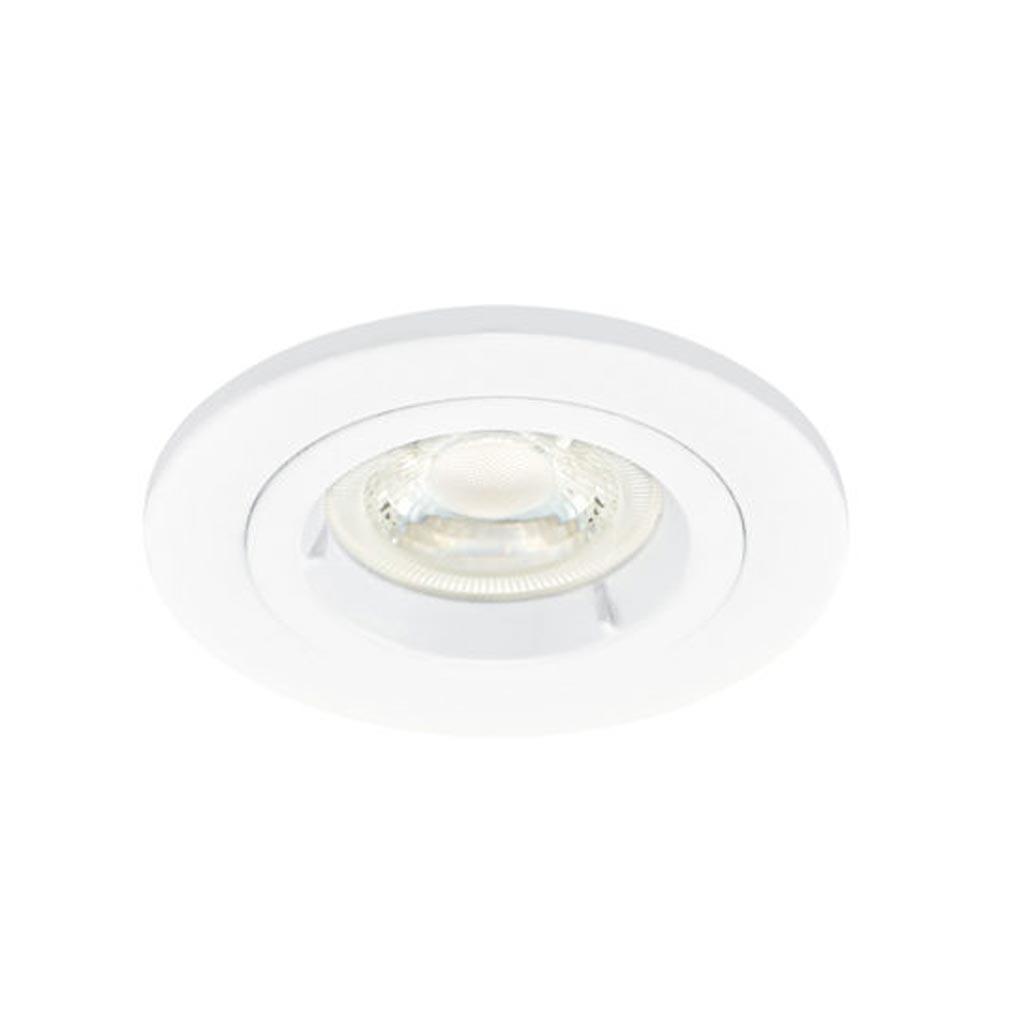 Aric - ARI50733 - ARIC 50733 - DLT-ISO 75 GU10 blanc