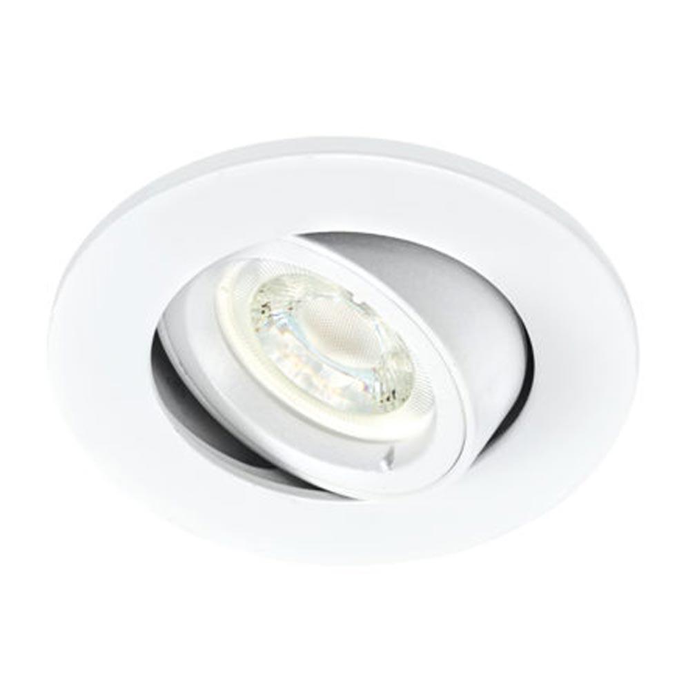 Aric - ARI50735 - ARIC 50735 - DLT-ISO 90 GU10 blanc