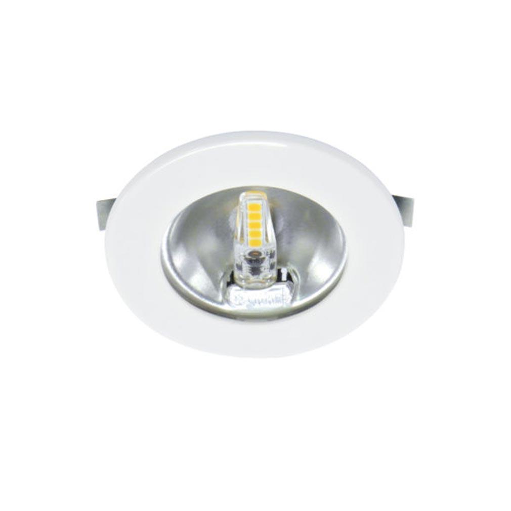 Aric - ARI50773 - ARIC 50773 - S307 G4 LED 1,8W 3000K blanc