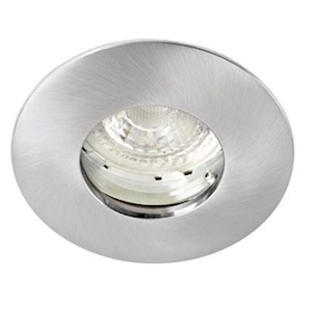 Aric - ARI51026 - ARIC 51026 -HIDRO - Encastré GU5,3, rond D=86mm, nickel