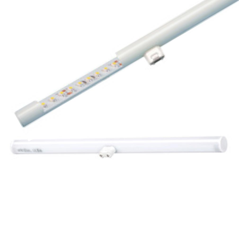 Aric - ARI54011 - ARIC 54011 - Lampe culot central S14D 500MM LED 8W 2700K 640 lumens, classe énergétique A+, 35000H