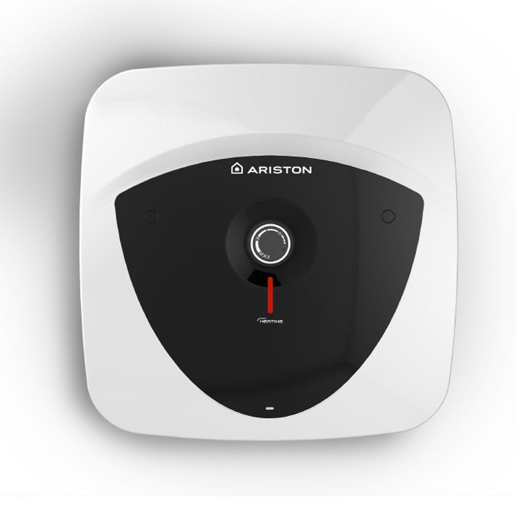Ariston A1N3100325 - Chauffe-eau électrique blindé Ariston ANDRIS LUX 15 litres sur évier Classe énergétique ECS A