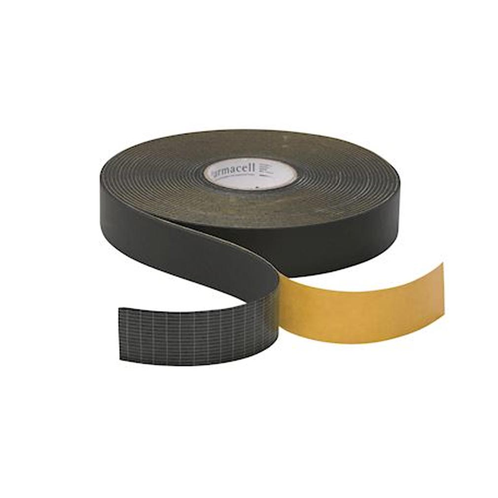 Armacell - AF7XGTAPE - ARMACELL XG-TAPE -  Armaflex XG Ruban isolant adhésif - Ep. 3mm - longueur 15m - largeur 50 mm