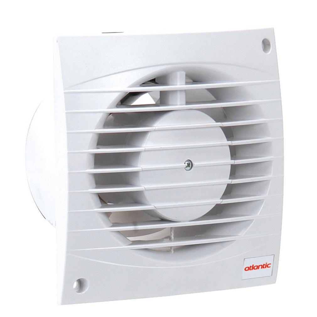 Atl clim - ELG123128 - ATLANTIC Mini Stylea T - Extracteur Individuel Intermittent Temporise Diametre 100