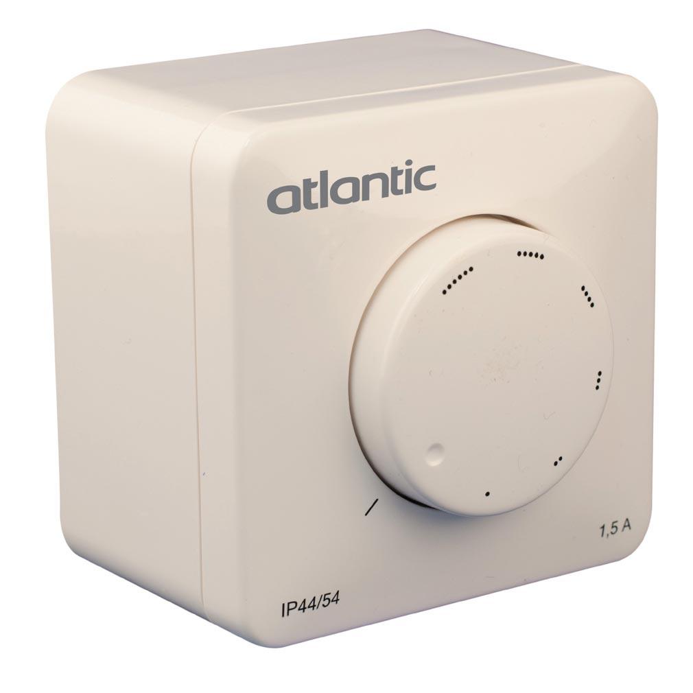 Atl clim - ELG311006 - ATLANTIC  Vem 1.5 - Variateur Electronique De Tension