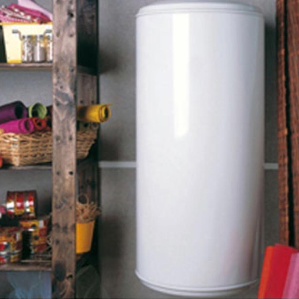 Atlantic - ATL022120 - Chauffe-eau électrique ATLANTIC CHAUFFEO 200 litres à résistance blindée vertical sur socle monophasé