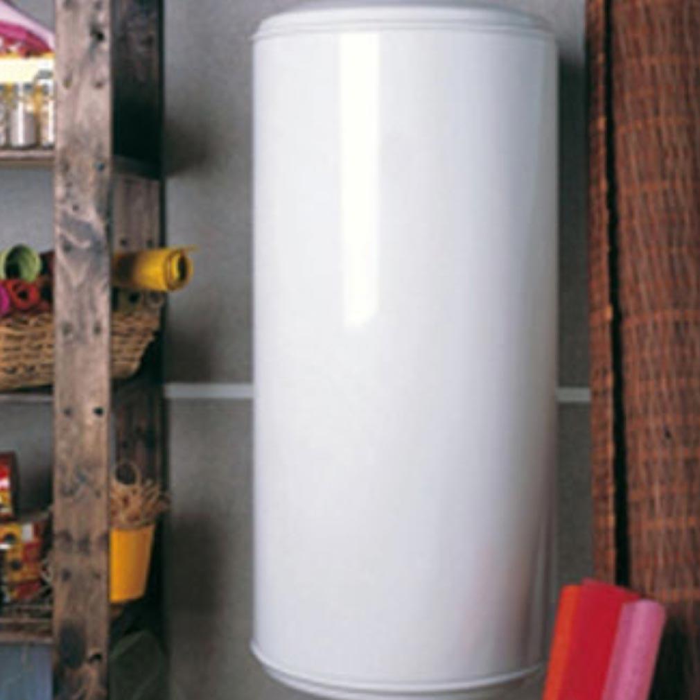 Atlantic - ATL023107 - Chauffe-eau électrique ATLANTIC CHAUFFEO 75 litres à résistance blindée mural horizontal monophasé