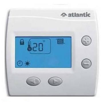 Atlantic - ATL109519 - THERMOSTAT DIGITAL DOMOCABLE pour plancher rayonnant électrique