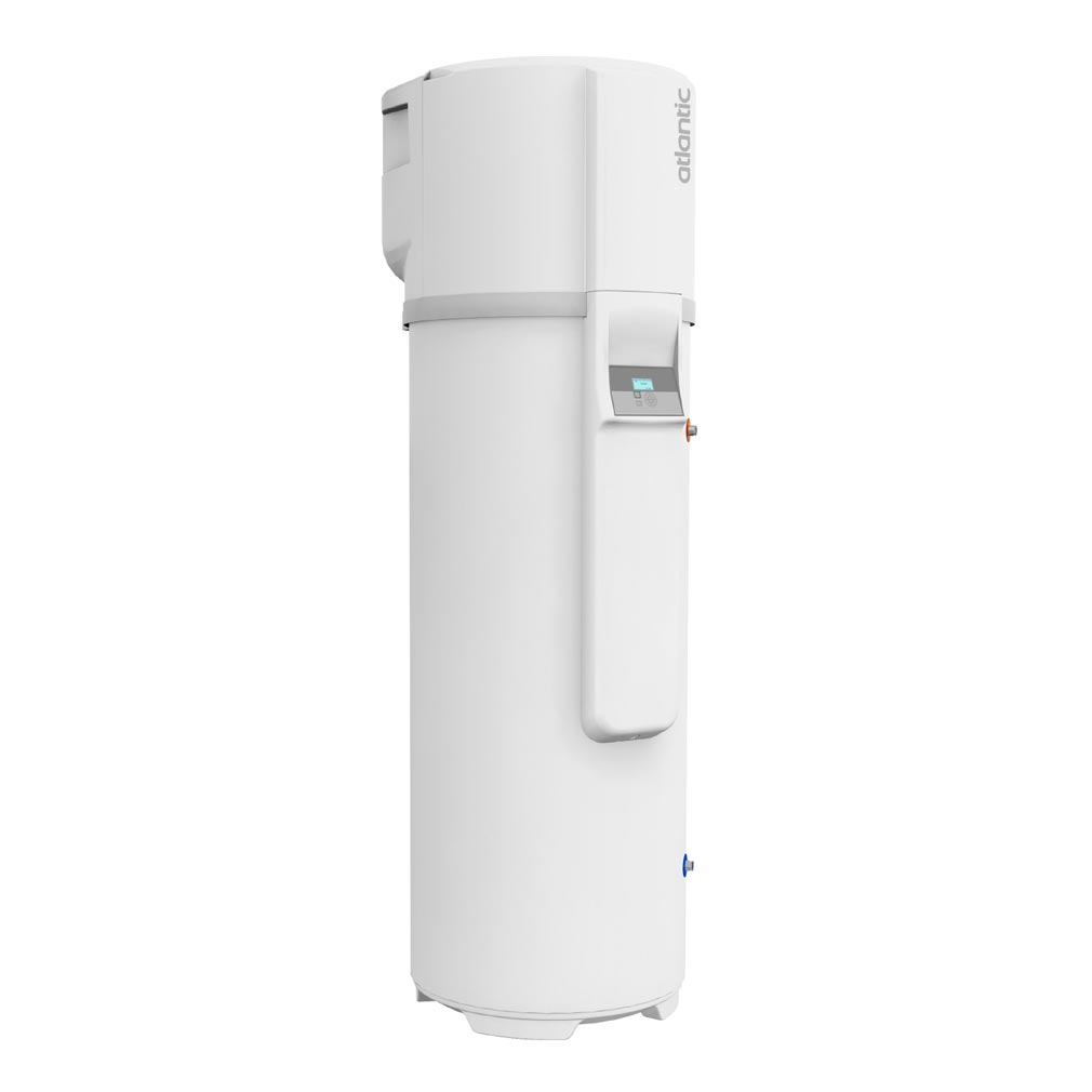 Atlantic - ATL233520 - 233520 - Chauffe-eau thermodynamique Atlantic Calypso 200 Litres