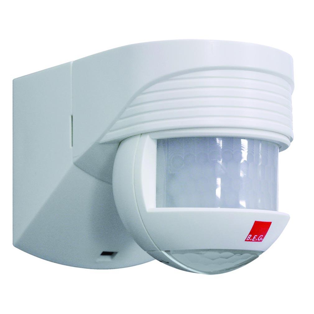 Beg LC-CLICK-N140-BL - Beg 91001 - LC CLICK DETECTEUR 140DEG+360DEG BLANC...