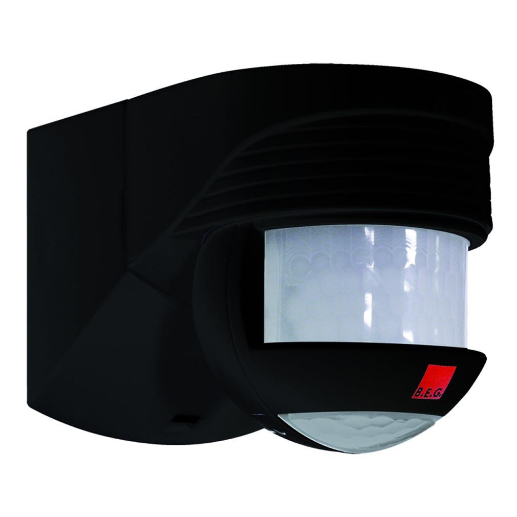Beg - BE491022 - Détecteur de mouvement LUXOMAT LC CLICK DETECTEUR 200 DEG + 360 DEG NOIR