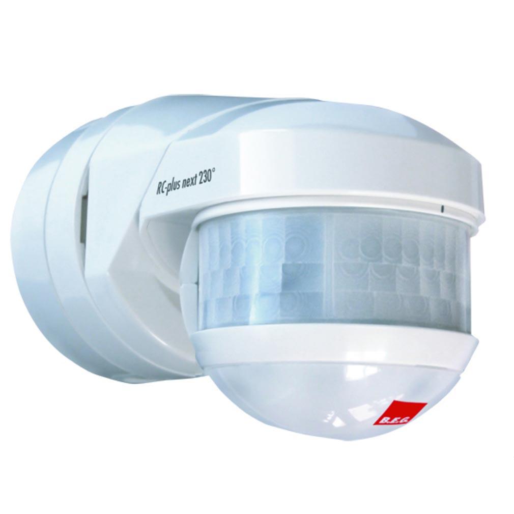 Beg - BE492894 - DETECTEUR DE PRESENCE KNX/EIB V5.0 T/R EXT 230 DEG / 16M - BL
