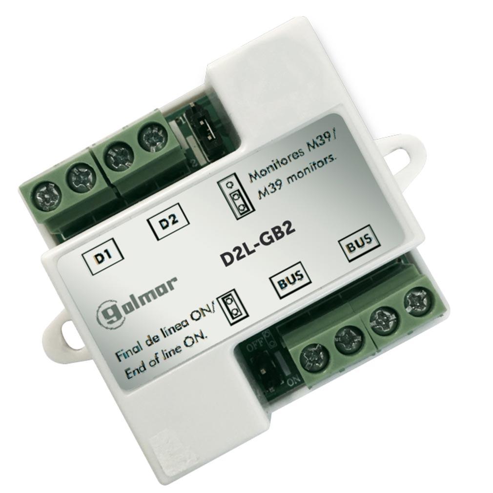 vente matériel électrique Bitron  classe 4