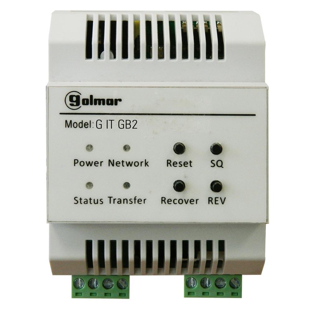 Bitron - BITGITGB2 - TRANSMETTEUR TELEPHONIQUE RTC
