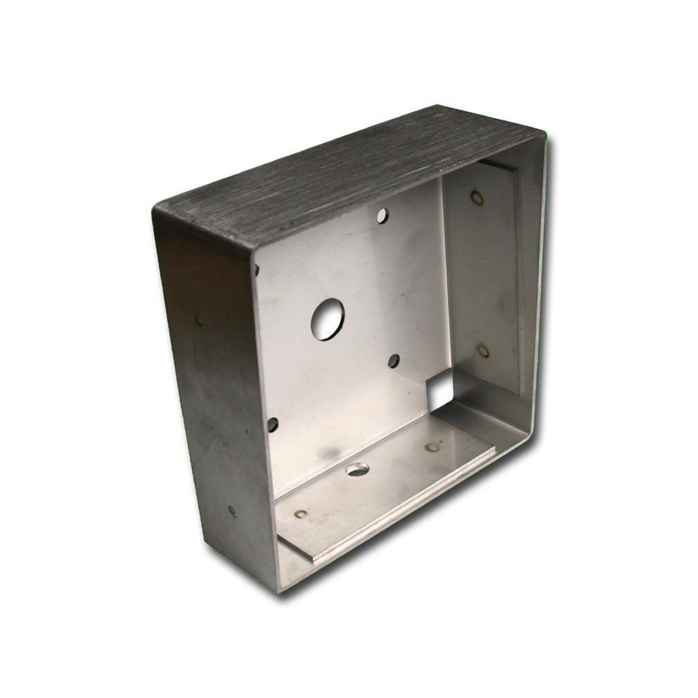 Bitron - BITTAPPROX - Boitier inox saillie T T 30/I