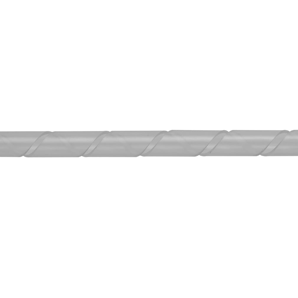 Bizline - BIZ210208 -  Gaine spiralée Ø 8 mm 10 m transparente