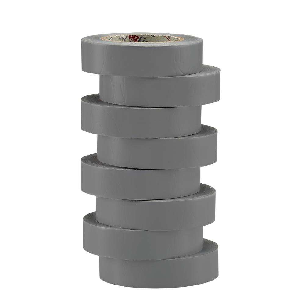 Bizline - BIZ350016 - RUBAN D'ISOLATION ET DE REPERAGE ELECTRIQUE 15 MM X 10 M X 0