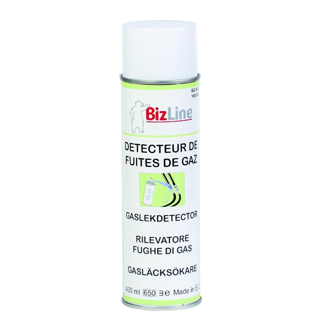 Bizline - BIZ400100 -  Détecteur de fuites de gaz 400 ml
