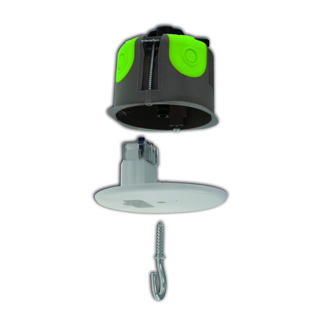 Bizline - BIZ500067 -  Point de centre DCL R'Box Ø 67 mm profondeur 50 mm
