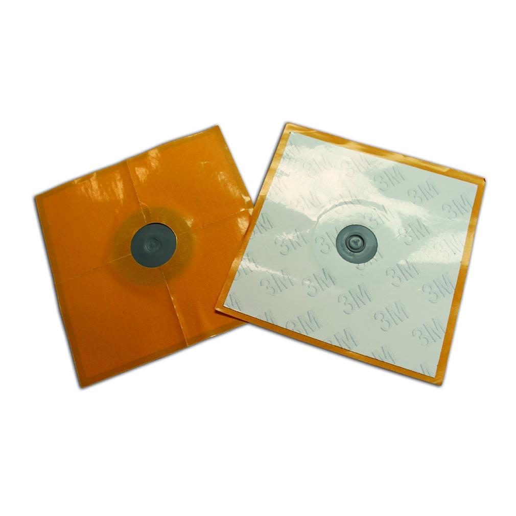 Bizline - BIZ501500 -  Manchette étanche R'Box 150 x 150 mm pour câbles Ø 16 à 25 mm (x 10)