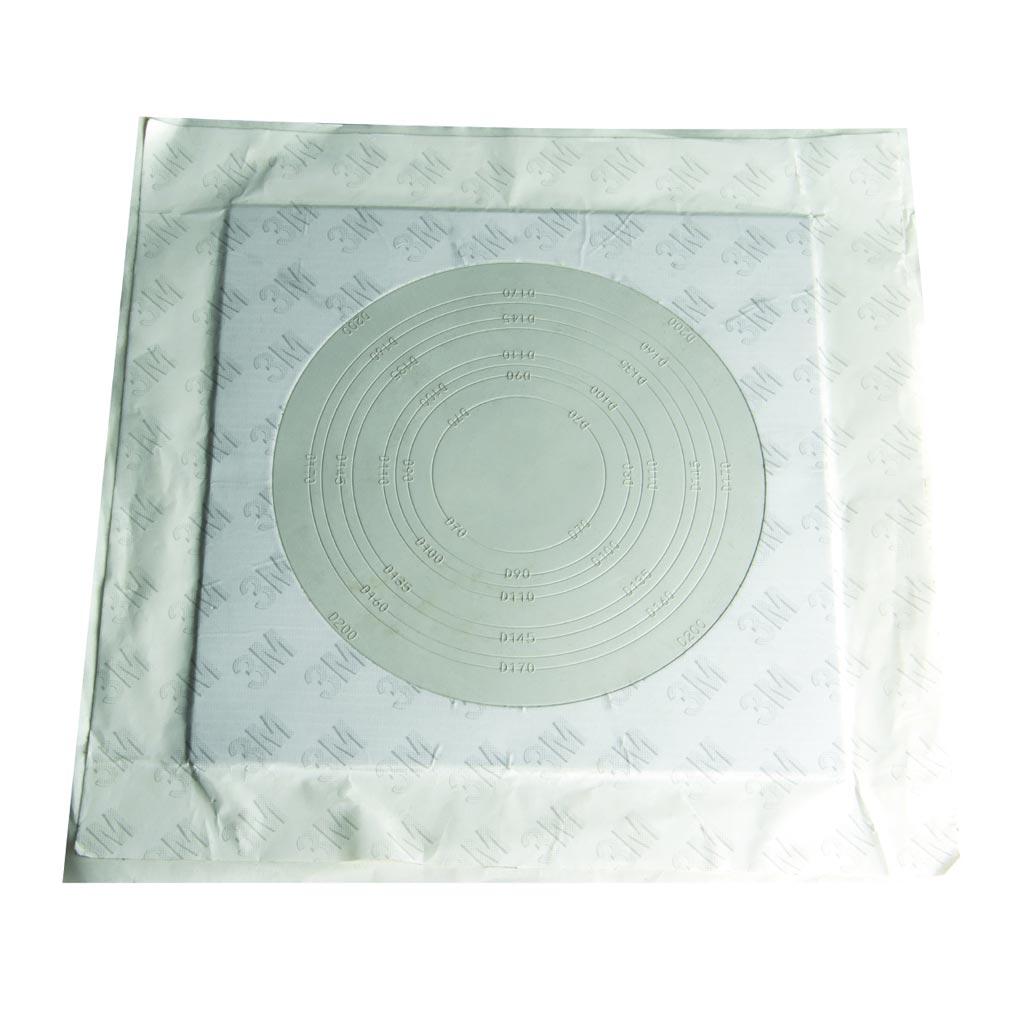 Bizline BIZ501501 -  Membrane de passage d'étanchéité sans cadre R'Box D 80 / 200 mm