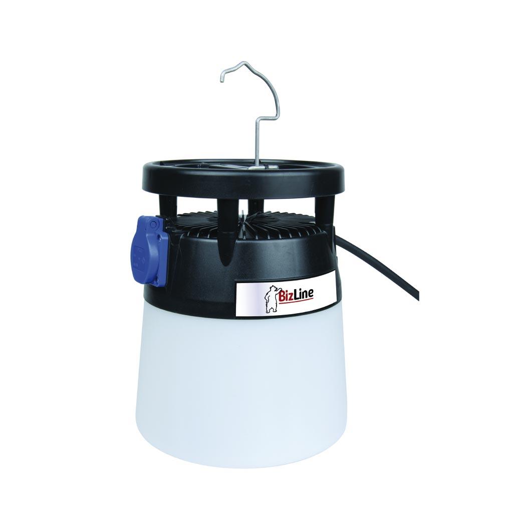 Bizline - BIZ620220 -  HUBÖ Lanterne LED de chantier 24 W 2500 lm IP54 FR/BE standard