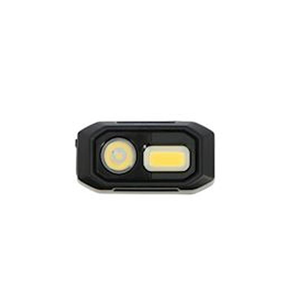 Bizline - BIZ625034 - BIZLINE 625034 - LAMPE FRONTALE LED COMPACTE, RECHARGEABLE ET AVEC DETECTEUR
