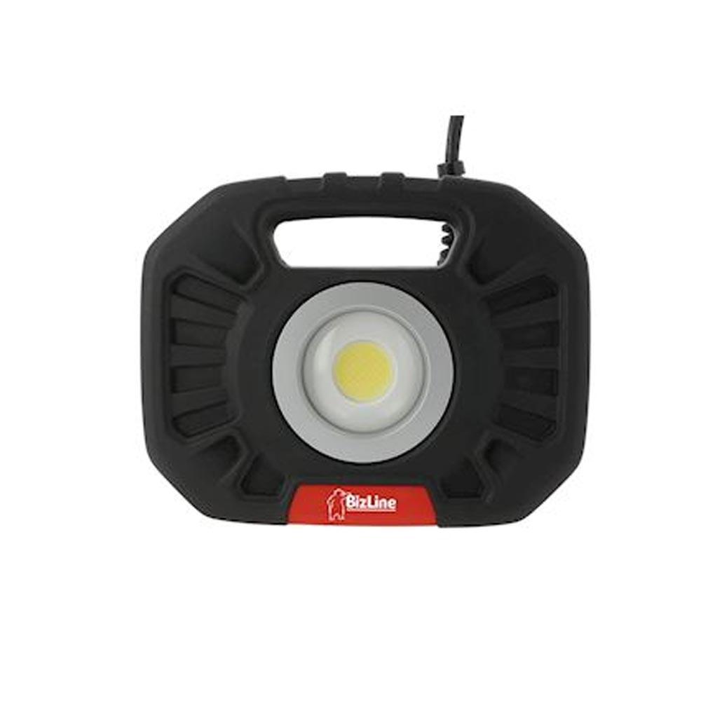 Bizline - BIZ625037 - BIZLINE 625037 - Projecteur LED 25 W dimmable 230 V filaire avec poignée de transport