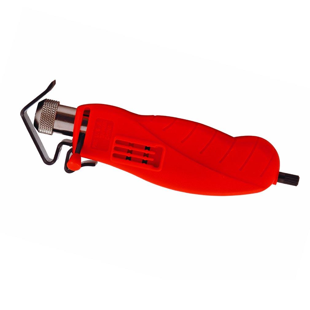 Bizline - BIZ700003 - Couteau dénude-câbles section câble D 4.5-25 mm²