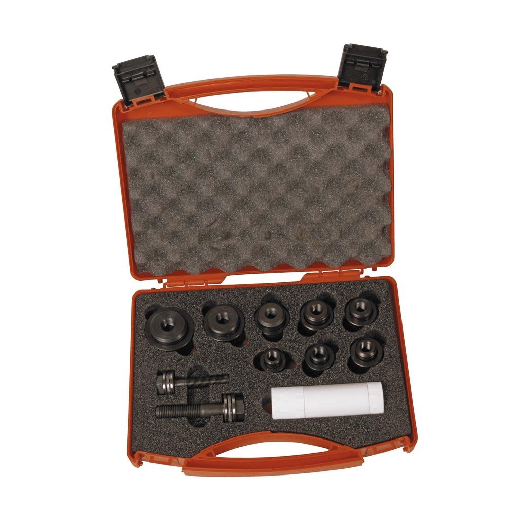 Bizline - BIZ700294 -  Coffret de 8 emporte-pièces PG/ISO