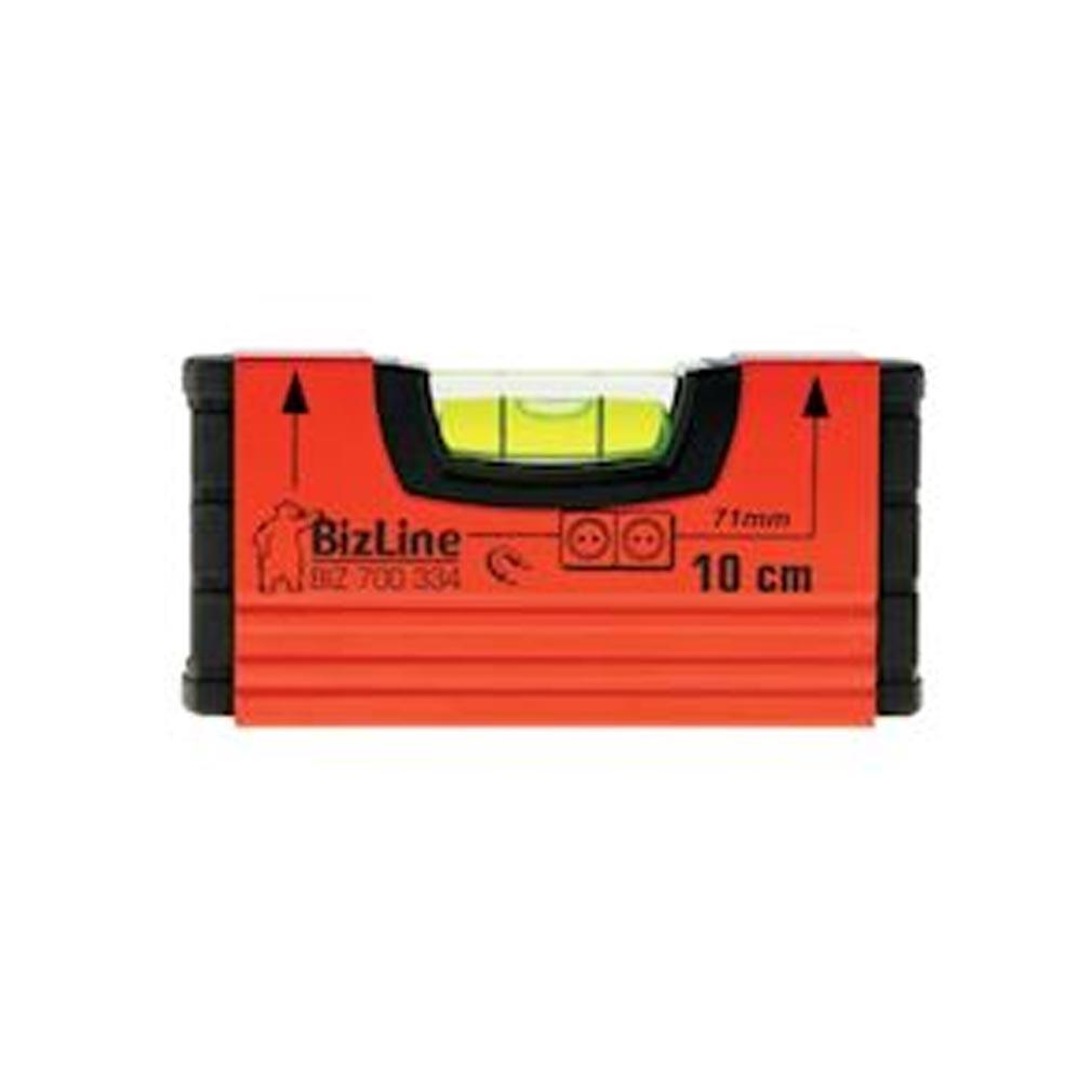 Bizline - BIZ700334 - BIZLINE 700334 - MINI NIVEAU AIMANTE 10 CM