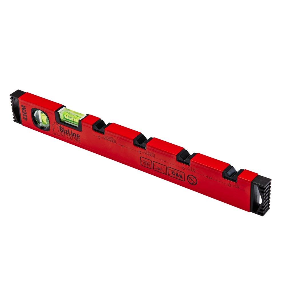 Bizline - BIZ700381 -  Niveau électricien 43 cm